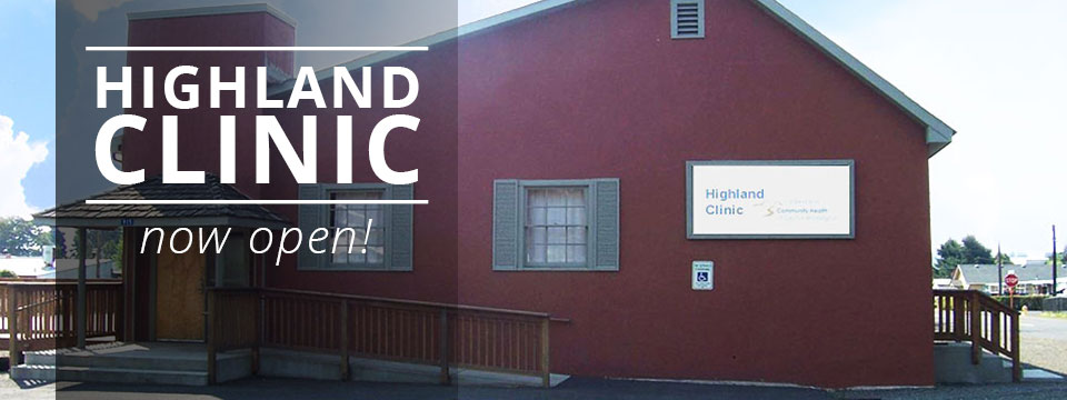 Highland Clinic – Now Open!