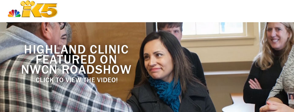 Highland Clinic Featured on NWCN Roadshow