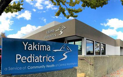 Yakima Pediatrics is proud to celebrate our 13th Anniversary with Community Health of Central Washington!