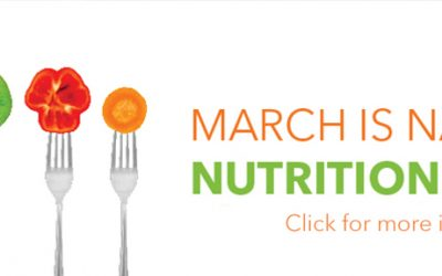 National Nutrition Month – 5 Weight Management Tips