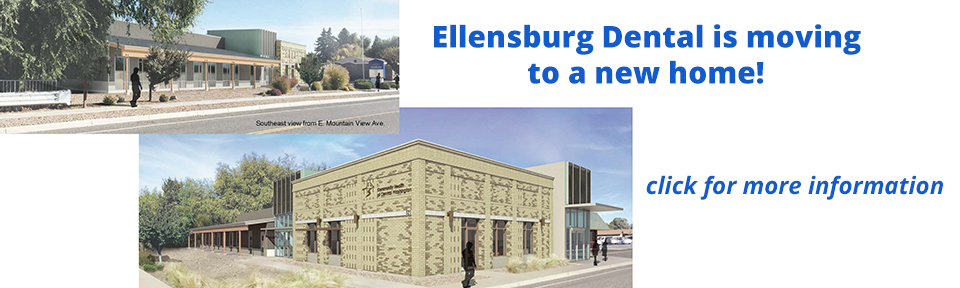 Ellensburg Dental is moving to a new home!