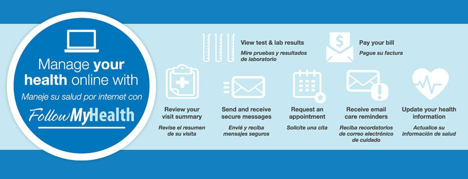 FollowMyHealth Your New Patient Portal | Community Health ...