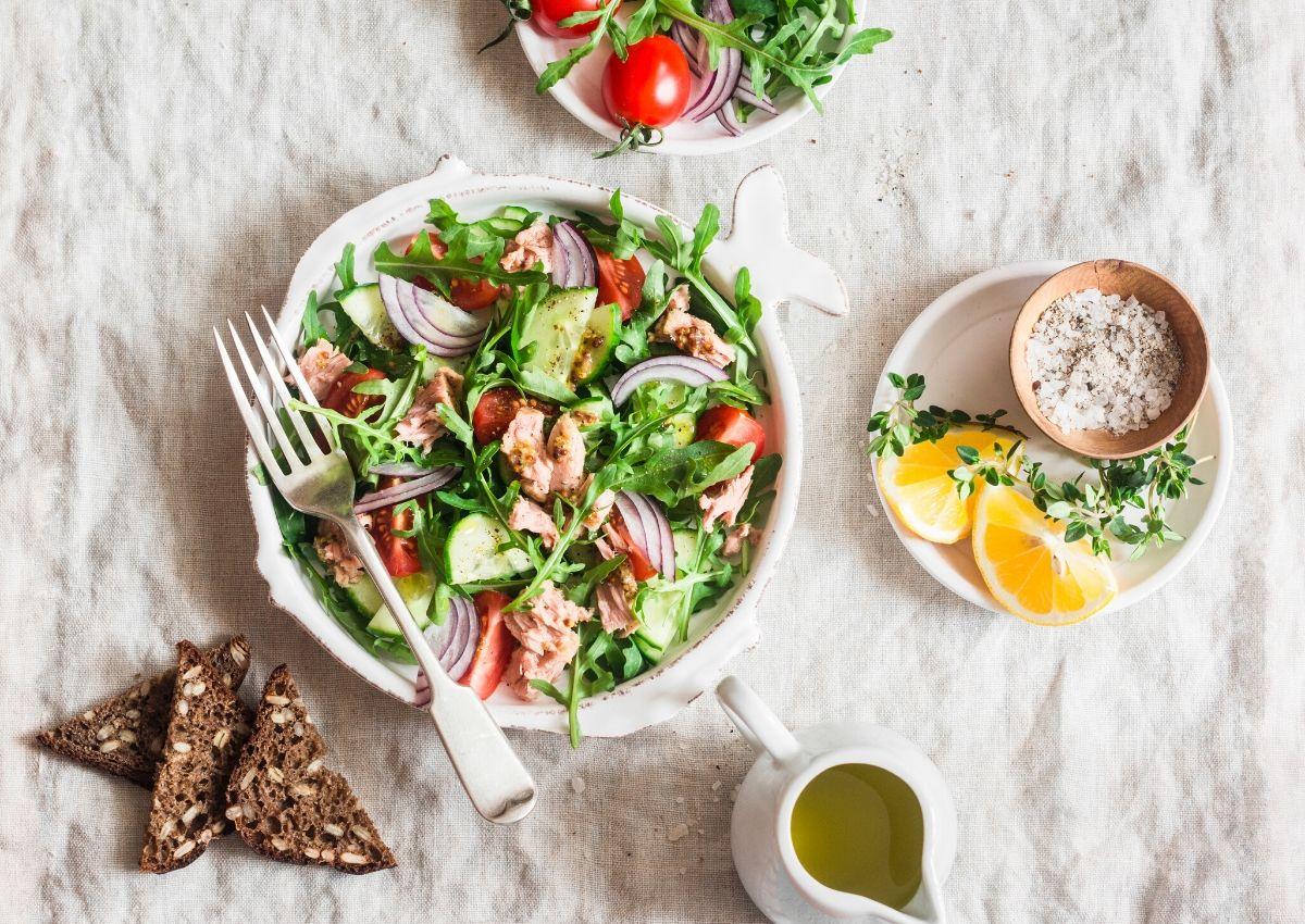 Alzheimers and Brain Awareness Month - mediterranean diet