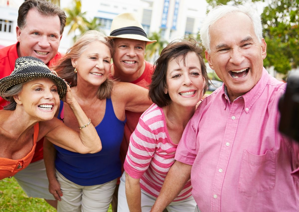 Alzheimers and Brain Awareness Month - social interaction