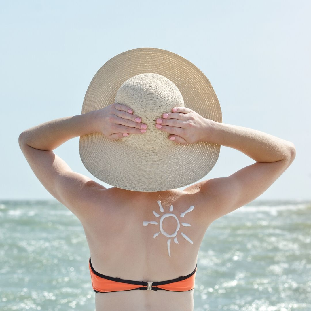 July is UV Safety Month - increased factors - skin