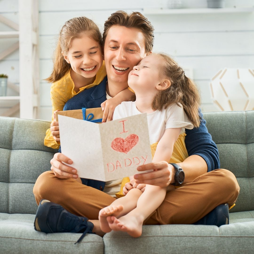 mens health month - fathers day love