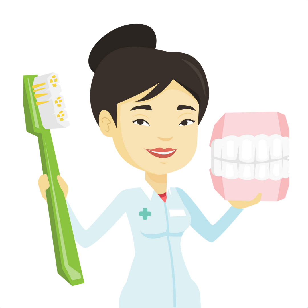 make the most of your dentist appointment - top icon