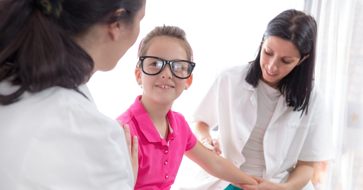 children vaccinate
