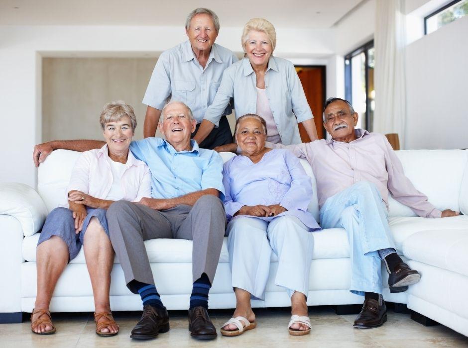 senior smiles - the need