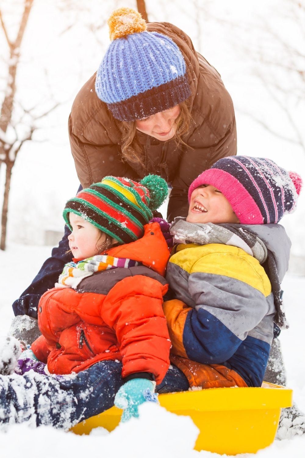 10 winter safety tips for your family - in general