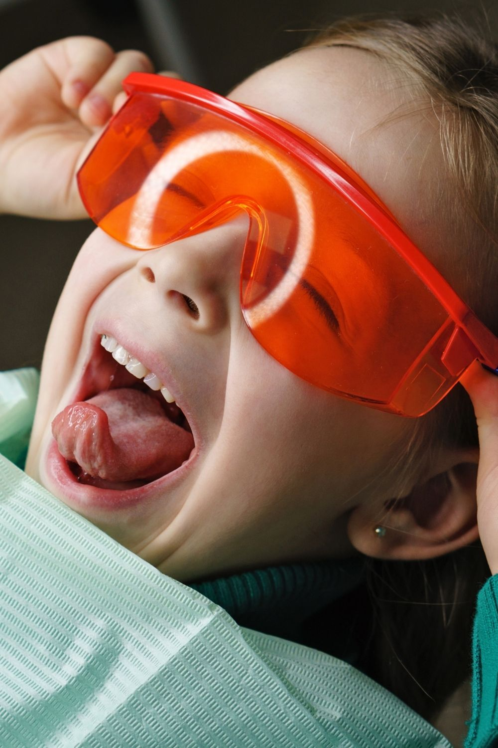 Raise awareness about the importance of oral health for kids