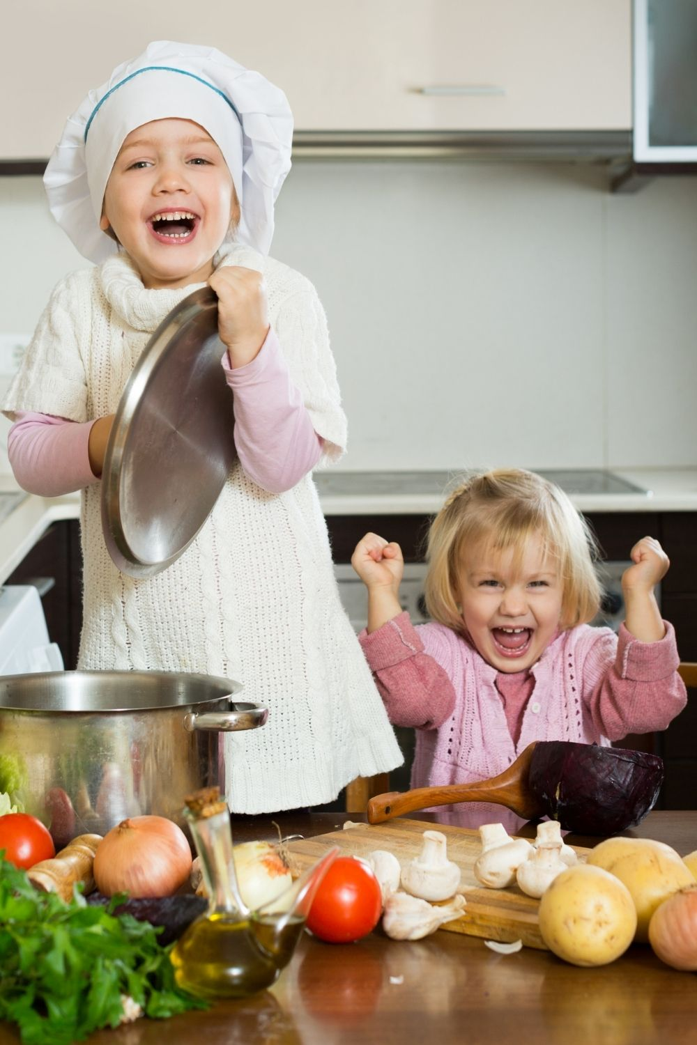 get your kids involved in nutrition